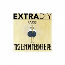 MISS LEMON MERINGUE PIE BY EXTRADIY 10ml