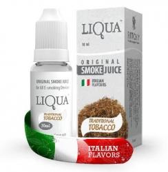E-liquid: LIQUA - 30ml / 18mg: TRADIČNÍ TABÁK (Traditional Tobacco)