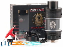 Digiflavor Pharaoh RTA 4,6ml Black