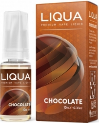Liquid LIQUA Elements Chocolate 10ml-3mg (čokoláda)