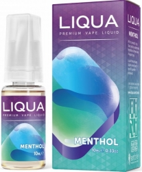 Liquid LIQUA Elements Menthol 10ml-3mg (Mentol)