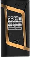 Smoktech Alien TC 220W Grip Easy Kit Champagne