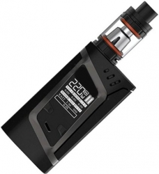 Smoktech Alien TC 220W Grip Full Kit Gun Metal