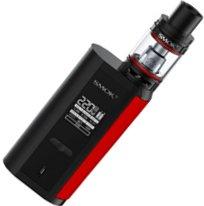 Smoktech GX2/4 TC Grip FULL Kit Black Red