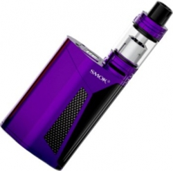 Smoktech GX350 TC350W Grip Full Kit Purple