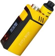 IJOY RDTA Box - 200W Yellow + 2x LG HG2