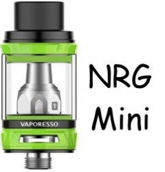 Vaporesso NRG Mini clearomizer 2ml Green