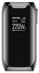 Vaporesso Revenger X TC 220W Grip Easy Kit Black