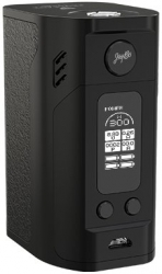 Wismec Reuleaux RX300 TC grip Black