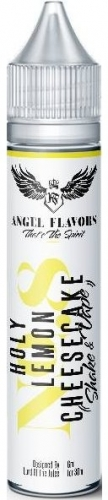 Příchuť EGOIST Angel flavors Shake and Vape 6ml Holy Lemon Cheesecake
