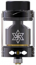 Gemz Lucky Star 2 RTA clearomizer Black