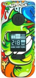 Hugo Vapor Rader Mage 218W Grip Easy Kit Manga