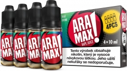 Liquid ARAMAX 4Pack Max Drink 4x10ml-18mg