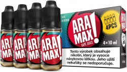 Liquid ARAMAX 4Pack Max Menthol 4x10ml-18mg