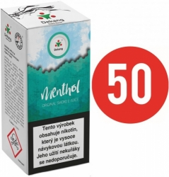 Liquid Dekang Fifty Menthol 10ml - 6mg