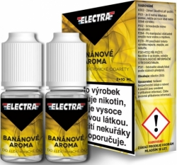 Liquid ELECTRA 2Pack Banán 2x10ml