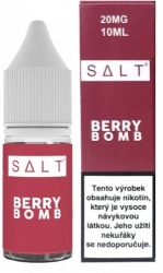 Liquid Juice Sauz SALT Berry Bomb 10ml - 20mg