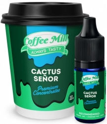 Příchuť Coffee Mill 10ml Cactus Seňor