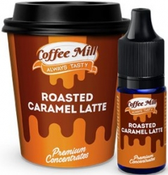 Příchuť Coffee Mill 10ml Roasted Caramel Latte