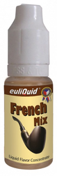 Příchuť EULIQUID French Mix Tabák 10ml