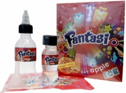Příchuť Fantasi 30ml Apple Ice (Ledové jablko)