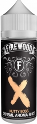 Příchuť FIREWOOD Shake and Vape 15ml Nutty Boss