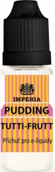 Příchuť IMPERIA 10ml Pudding Tutti Frutti