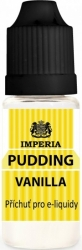 Příchuť IMPERIA 10ml Pudding Vanilla