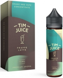 Příchuť Tim Juice Shake and Vape 10ml Frappe Latte