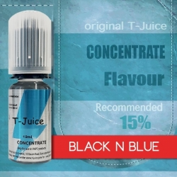 Příchuť T-Juice Black n Blue 10ml