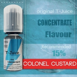 Příchuť T-Juice Colonel Custard 10ml