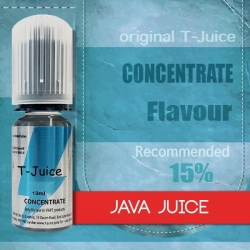 Příchuť T-Juice Java Juice 10ml