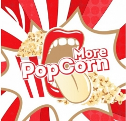 Příchuť Big Mouth Classical - More Popcorn