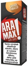 Liquid ARAMAX Sahara Tobacco 10ml-6mg