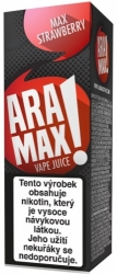 Liquid ARAMAX Max Strawberry 10ml-6mg