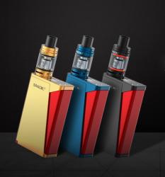 SMOK H-Priv Pro - kompletní sada s TFV8 Big Baby Black + 2x LG HG2