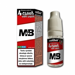 Euliquid MaB 10ml/18mg 50PG/VG (tabák)