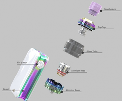 iSmoka-Eleaf iStick NOWOS grip Full Kit 4400mAh
