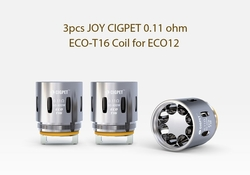 CIGPET ECO-T16 Coil For ECO12 0,11ohm