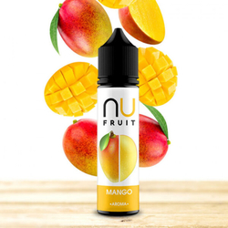NU Fruit - Mango 20ml Shake and Vape