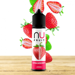 NU Fruit - Strawberry 20ml Shake and Vape