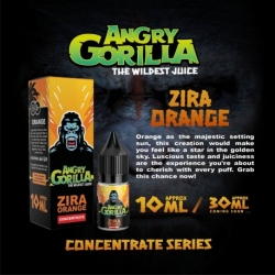 Angry Gorilla Zira Orange 10ml