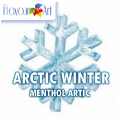 FA Arctic Winter Flavor Menthol 10ml