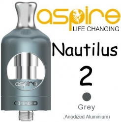 aSpire Nautilus 2 Clearomizer 2ml Grey