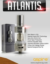 Aspire - Atlantis Silver