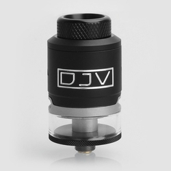 Dejavu RDTA 2ml Black