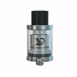 Teslacigs The Carrate 22 RTA Silver
