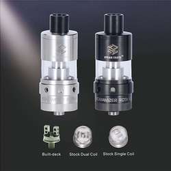 Steam Crave Aromamizer V2 RDTA 6ml Silver