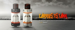 Original 5.5ml CARRYS T5 Tank best vape RBA Silver