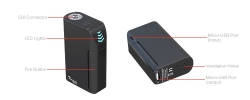 Tesla Three 150W Black